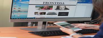 'Frontissa', la revista dels centres d'estudis, es fa digital