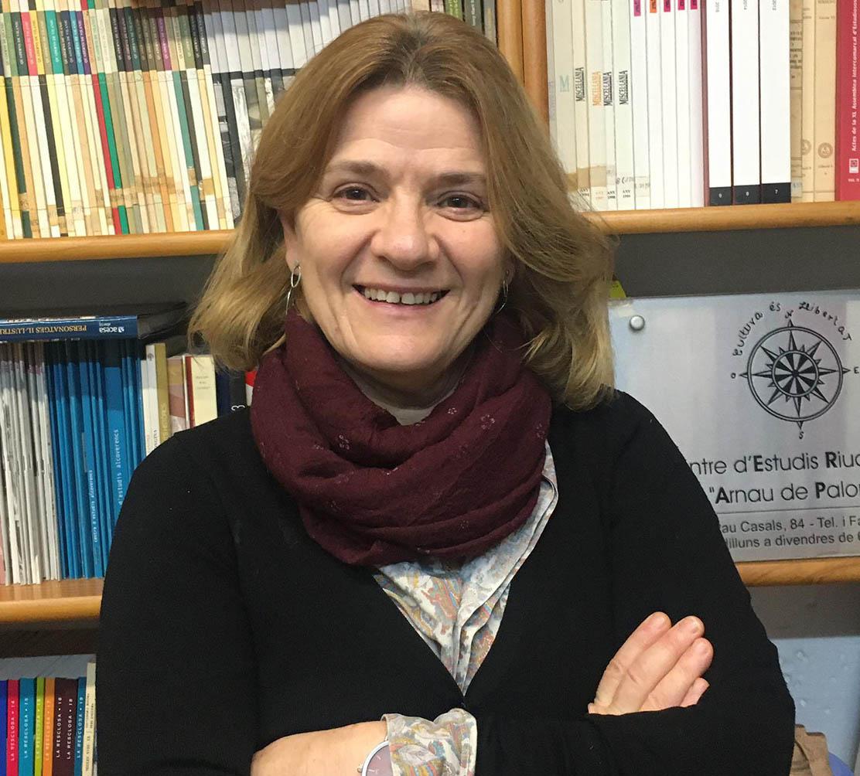 """Marisol Virgili: """"La cultura, per definició, ha d'estar permanentment qüestionant-ho tot"""""""