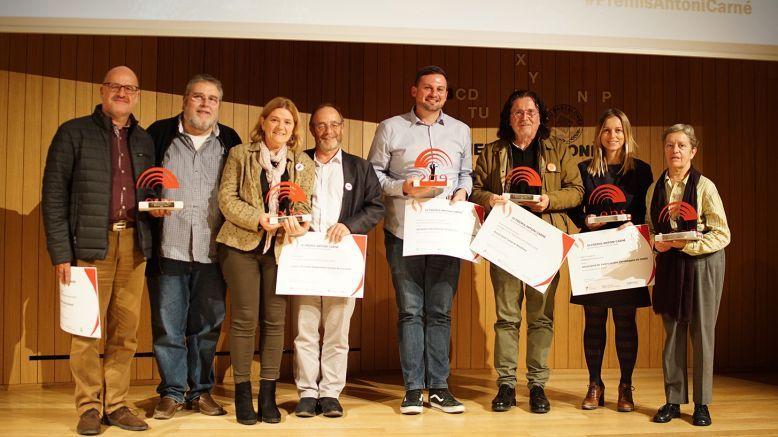 Oberta la convocatòria dels IV Premis de l'Associacionisme Cultural
