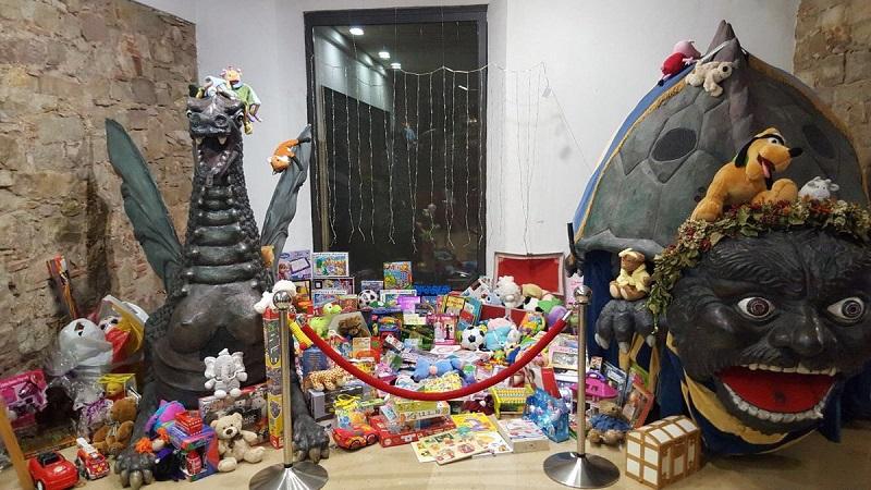 La Casa dels Entremesos viu el Nadal