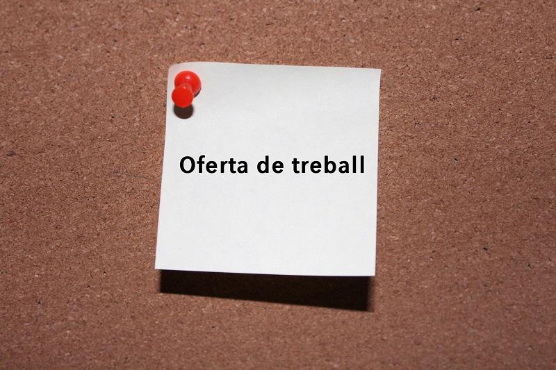 OFERTA DE TREBALL - L'ENS de l'Associacionisme Cultural Català vol ampliar el seu departament comunicatiu