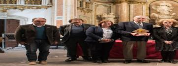 Els Premis Recercat lliuren guardons al Museu Arxiu de Santa Maria de Marató, Lluís Puig i Mario Zucchitello
