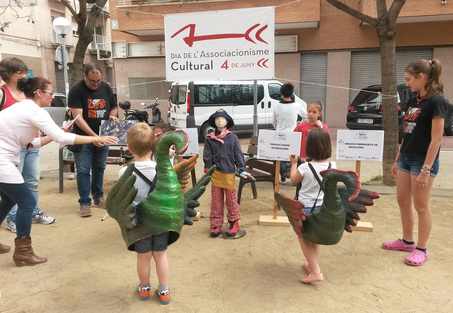 Més dies i més activitats per celebrar el Dia de l'Associacionisme Cultural