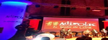 Adifolk celebra la 2a Gala de l'Any el proper 30 de novembre a Gironella
